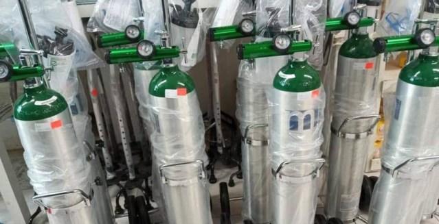 En un día, morelianos agotan préstamo de tanques de oxígeno que otorga el Ayuntamiento, ya solo quedan recargas