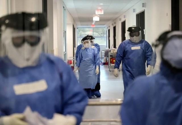 Repunta ocupación hospitalaria en Morelia, llega al 98%