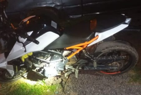 Recupera SSP motocicleta con reporte de robo