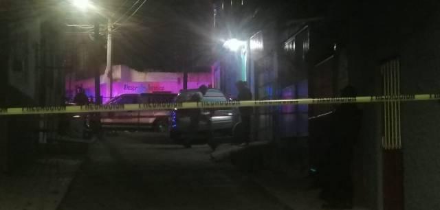 Hombre es ultimado a balazos en una vivienda de la colonia Emiliano Zapata