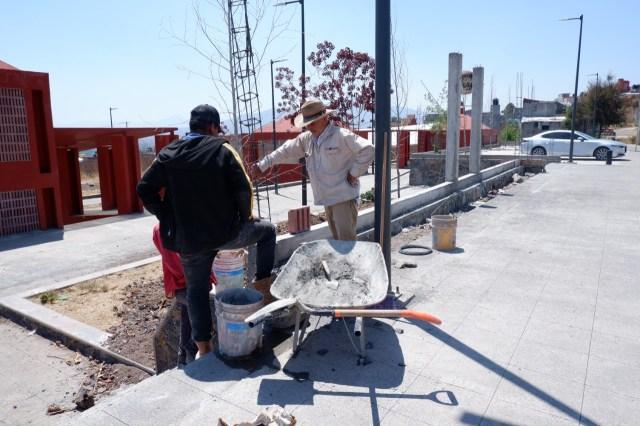 Desarrollo urbano en zonas oriente y poniente una realidad con el Gobierno de Morelia