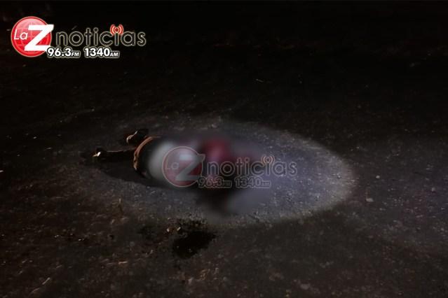 Hallan cadáver con heridas de arma blanca en brecha de Zamora