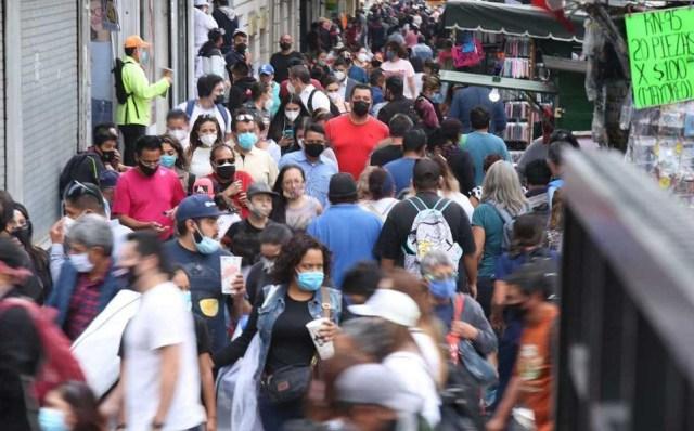 COVID-19 en México: contagios acumulados suman 2 millones 187 mil 910 casos