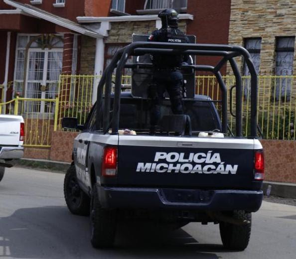 Detiene SSP a persona que cuenta con una orden de aprehensión por el delito de robo, en Morelia