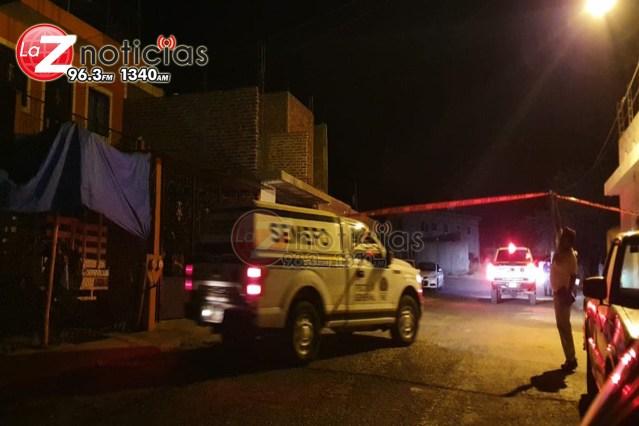 Adolescente es detenido por la policía tras presuntamente matar a la pareja de su madre, en Jacona