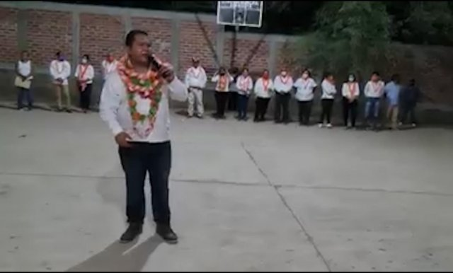 Irrumpen a balazos mitin de candidato de MC en Guerrero
