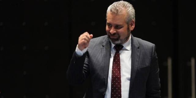Ramírez Bedolla, gobernador electo de Michoacán, da positivo a COVID-19