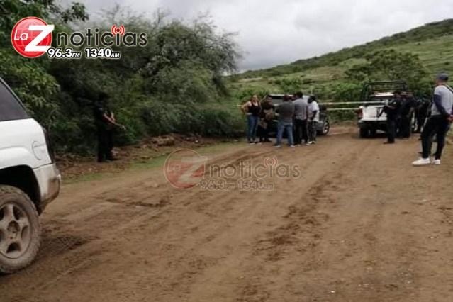 Encuentran dos mujeres muertas degolladas, en Tepeque