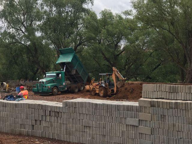 Gobierno de Morelia invierte más de 15.3 mdp en obras para Santiago Undameo