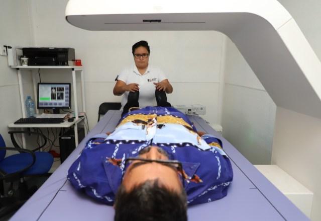 Realizados 26 mil 570 estudios de laboratorio y gabinete gratuitos a través de Convoyes de la Salud
