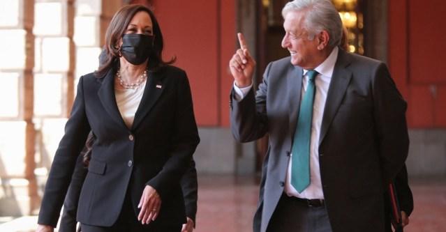 Kamala Harris informa que EU invertirá 130 mdd para la implementación de la reforma laboral en México