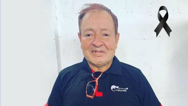 Sammy Pérez pierde la batalla contra el COVID-19; muere tras paro cardiovascular