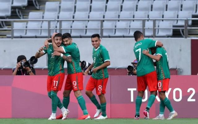 Selección Mexicana Sub 23 califica a cuartos de final en Tokio 2020