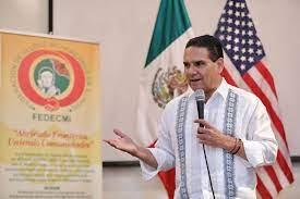 Preparan Gobernador y migrantes convenio para asegurar continuidad de Casas Michoacán en EU