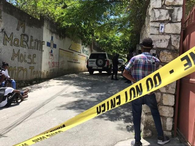 La Policía de Haití confirmó que cuatro de los presuntos asesinos del presidente Moise fueron abatidos y otros dos detenidos