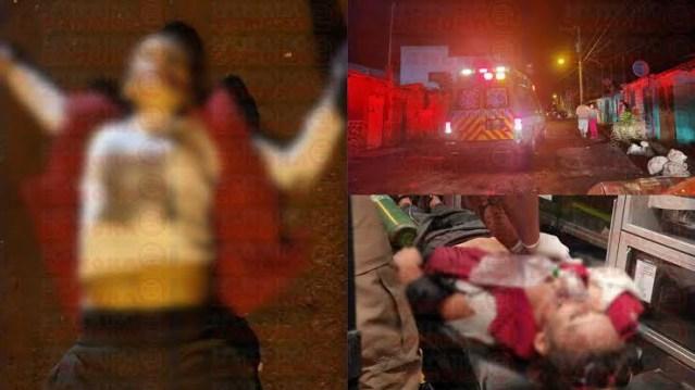 Joven mujer muere en una ambulancia tras ser baleada en la colonia Ferrocarril