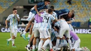 Argentina derrota a brasil en Maracaña y es campeón de la copa América