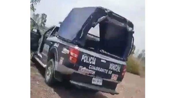 Quien grabó a policías de Ecatepec teniendo sexo podría pasar hasta 6 años en prisión