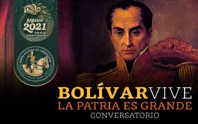 Organiza el Fondo de Cultura Económica foro dedicado a Simón Bolívar