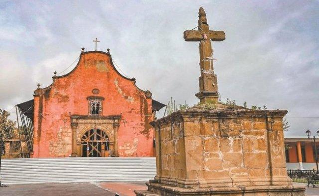 Incendio en iglesia de Michoacán se pudo evitar; negaron recursos