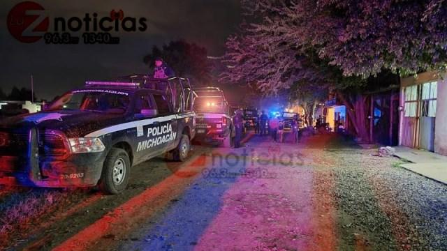A balazos ultiman a dos jóvenes en la colonia Adolfo López Mateos