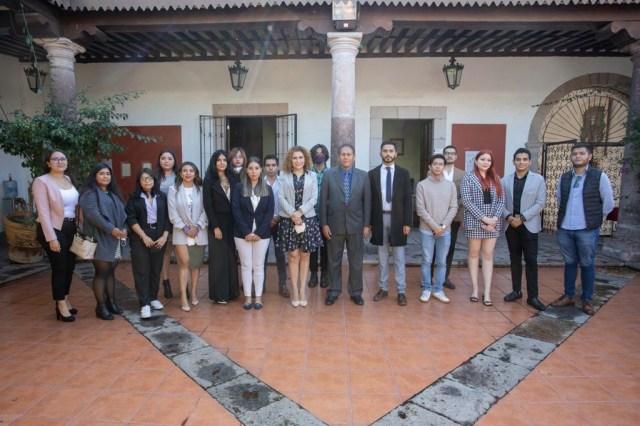 Inicia Humberto Arróniz capacitación para integrantes del Cabildo Juvenil de Morelia