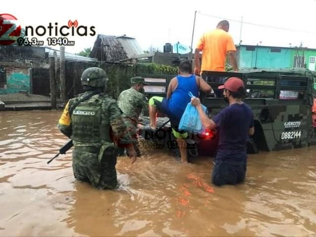 Aplican Plan DN-III-E en el municipio de Lázaro Cárdenas