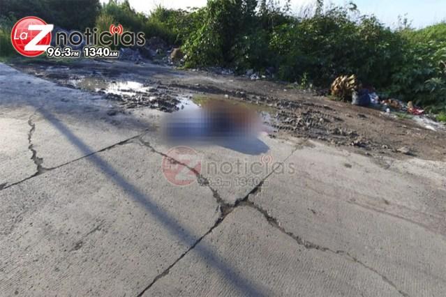 Localizan a hombre muerto y con huellas de violencia en Villas del Pedregal