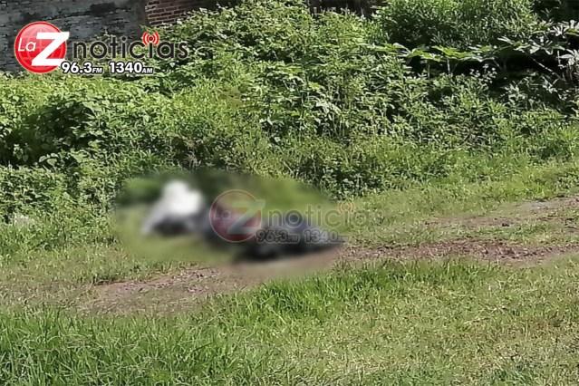 Localizan cadáver embolsado en la Colonia Lomas del Bosque