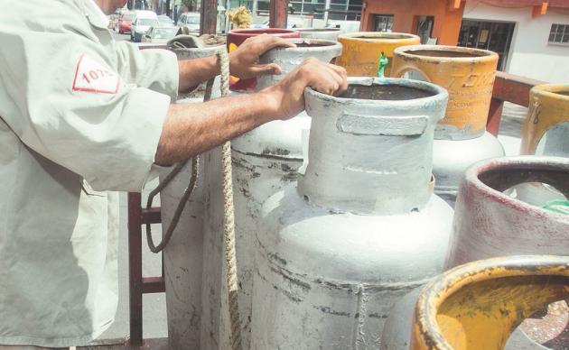 Valor del gas LP en SLP tuvo reducción de más de 100 pesos en la última semana