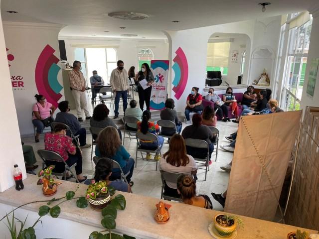 Dispersa Palabra de Mujer subsidios a mujeres michoacanas