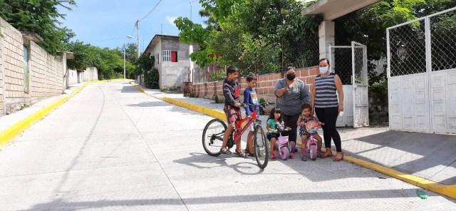 Con nueva obra pública, se transforma la vida de la población: Gobierno de Michoacán