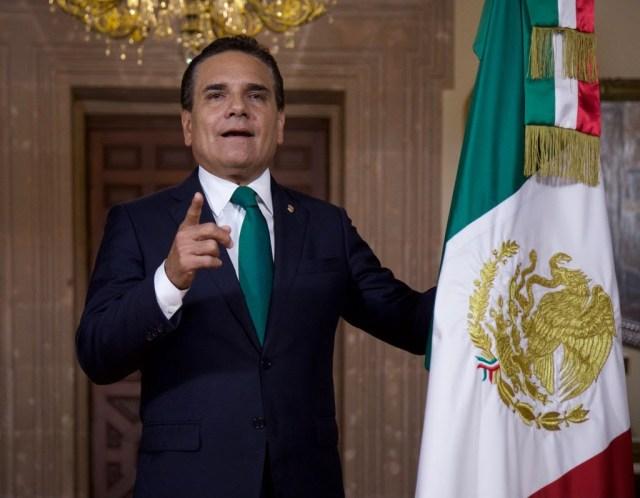 Contra el tirano, demos el grito por el futuro de México: Silvano