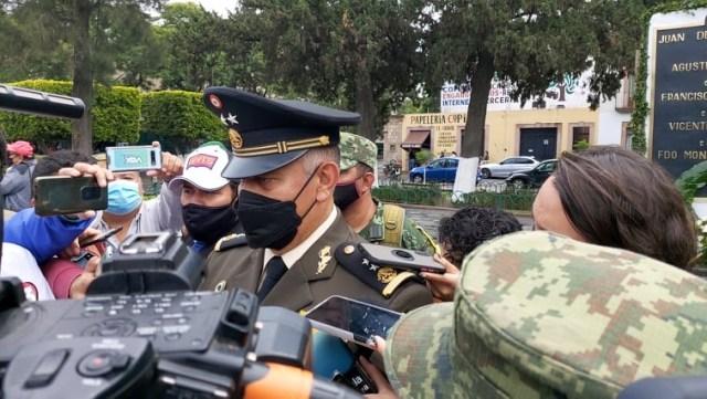 14 células delictivas tienen presencia en Michoacán: Ejército