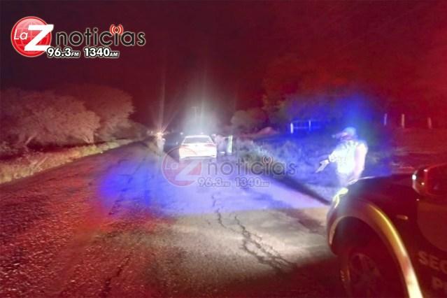 Policía de Cuitzeo recuperó un coche robado