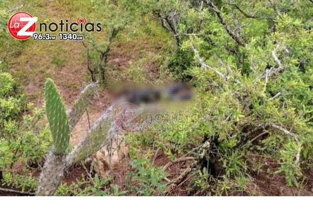 Localizan cadáver putrefacto en San Pedro Chicácuaro, Morelia