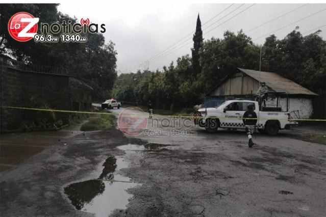 Dos hombres y una mujer ejecutados son hallados en la entrada a La Basilia