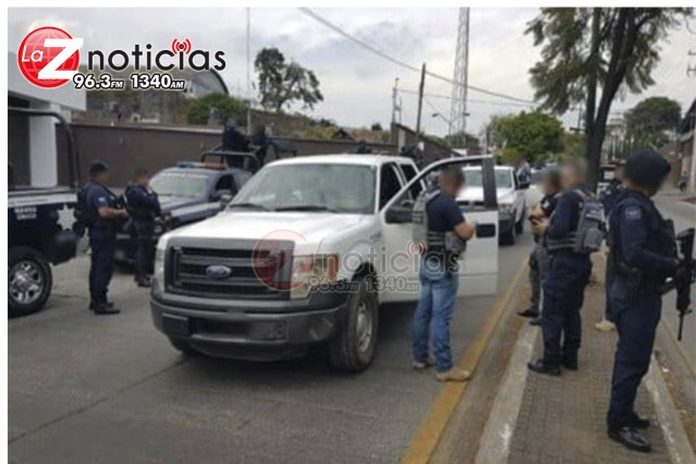 En operativo, asegura Fiscalía General a una mujer y a su hijo reportados como desaparecidos