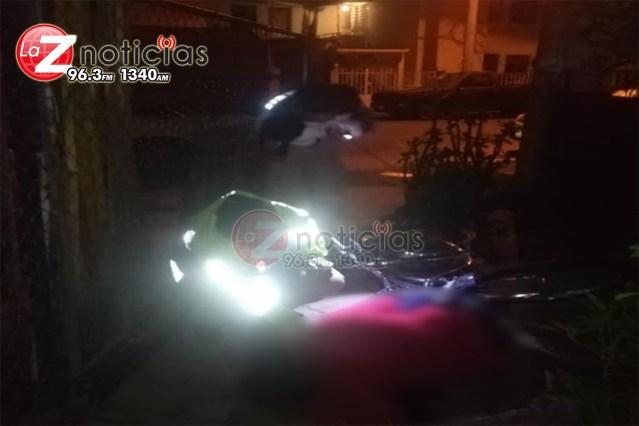 Ciclista es ultimado a tiros en el Infonavit Palo Alto