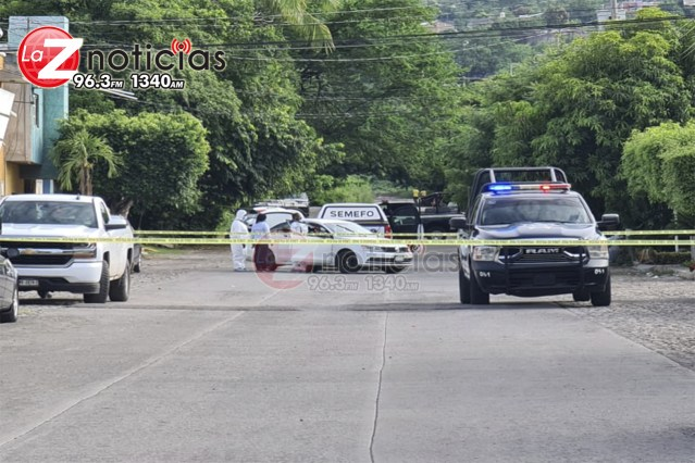 Matan a tiros al titular de Conciliación y Arbitraje de Apatzingán