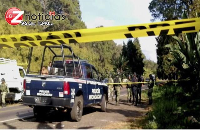 Emboscan a guardias nacionales en «Tepeque», hay 2 heridos