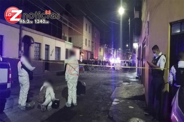 Automovilista es asesinado a balazos en la colonia Ventura Puente de Morelia
