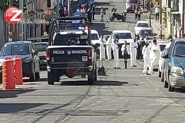 Automovilista es asesinado en la colonia Vasco de Quiroga; hay una niña herida