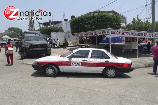 Matan a taxista en Lázaro Cárdenas