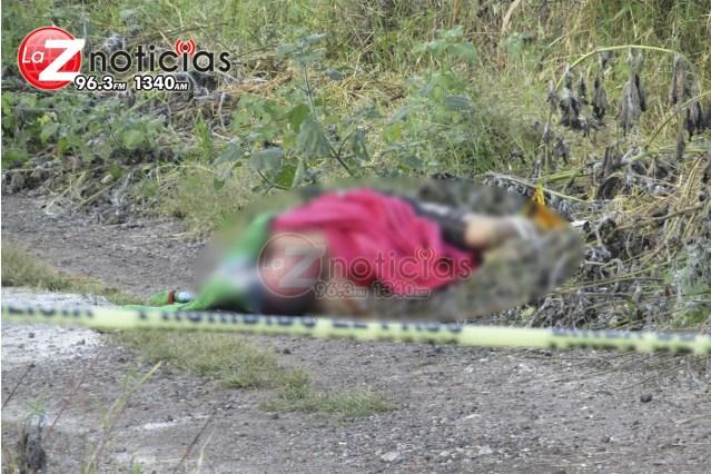 Hallan un cadáver encobijado y con huellas de violencia en la colonia Linda Vista