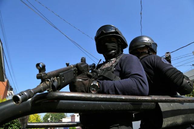 Asegura SSP a tres personas implicadas en el delito de privación ilegal de la libertad