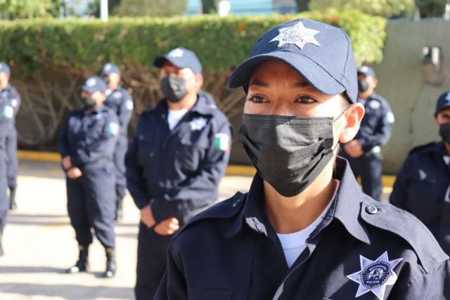 Continúa registro para examen general de Técnico Superior Universitario en Seguridad Pública
