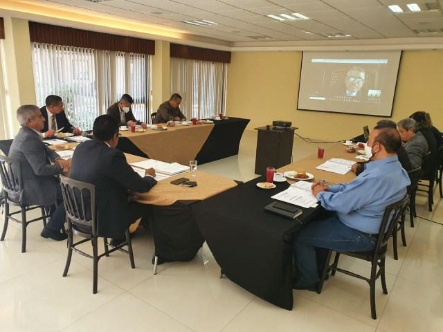 Realiza CECyTEM última Sesión Ordinaria de la H. Junta Directiva