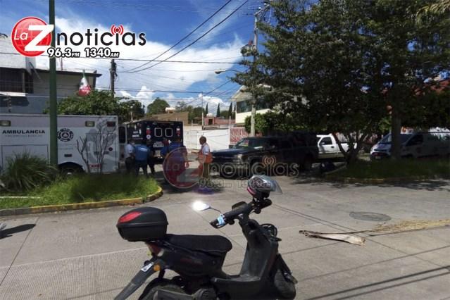 Pintor muere por una descarga eléctrica en Uruapan