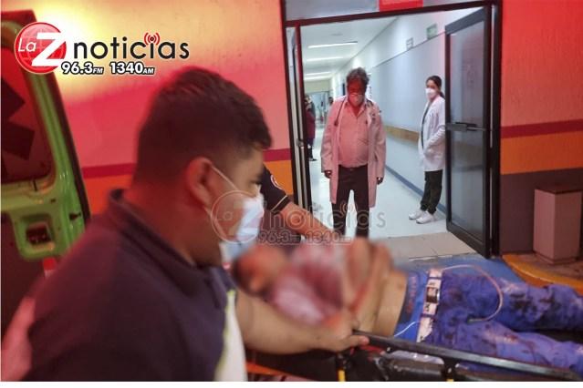 Muchacho es baleado en el Infonavit Palo Alto de Zamora